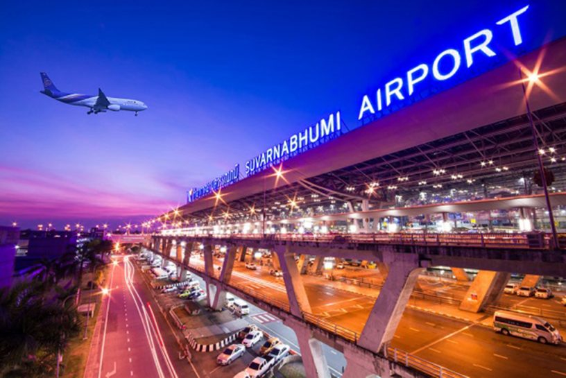 5 Best Budget Hotels Near Suvarnabhumi Bangkok Airport Asia Hotels