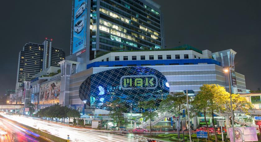 Hotels Near Mbk Center Bangkok